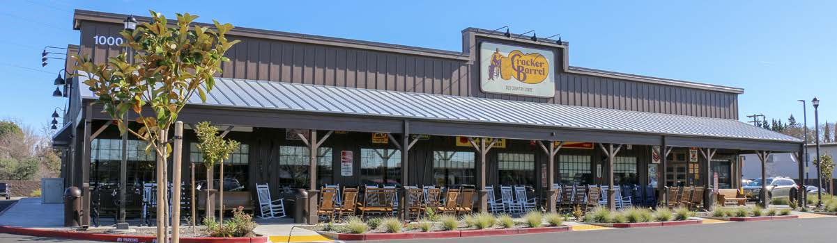 Cracker Barrel – Sacramento