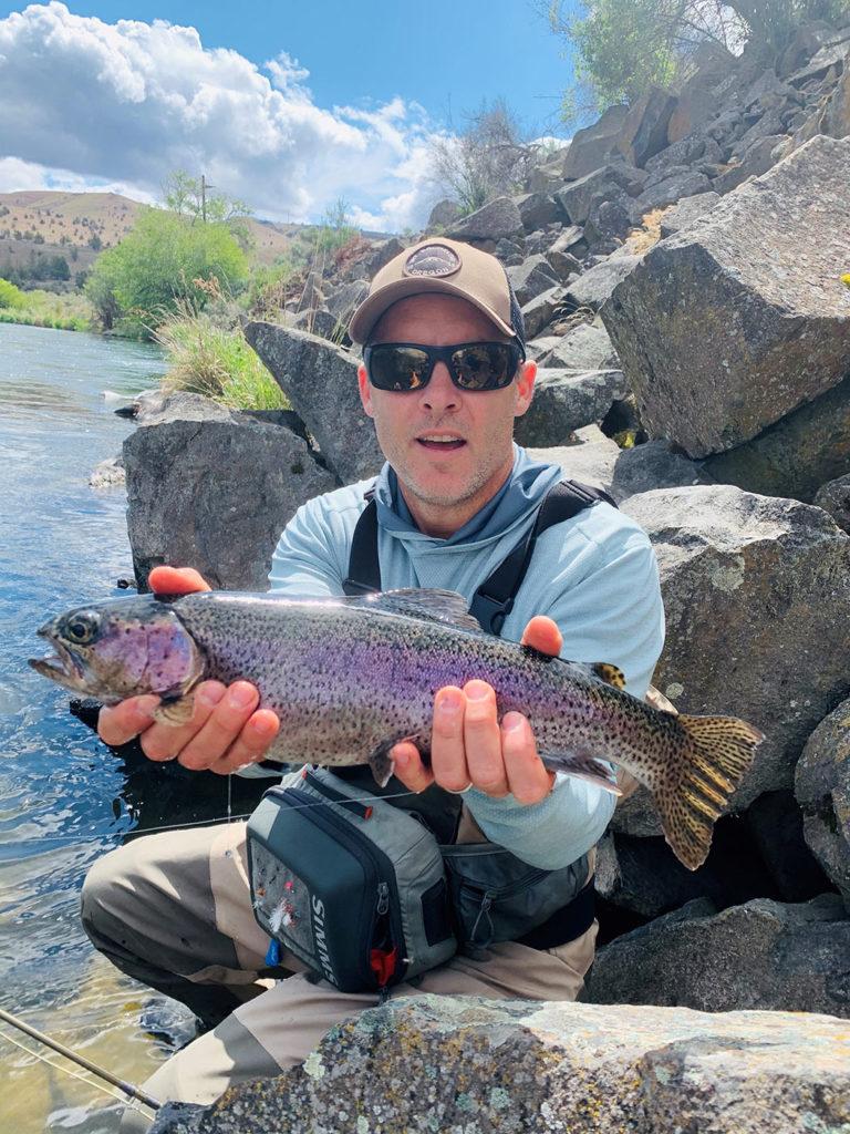Steve-Fishing