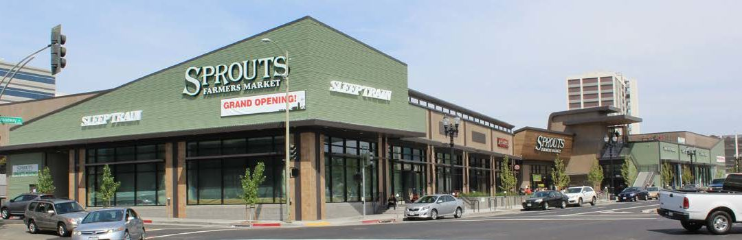 30th @ Broadway – Sprouts – Oakland