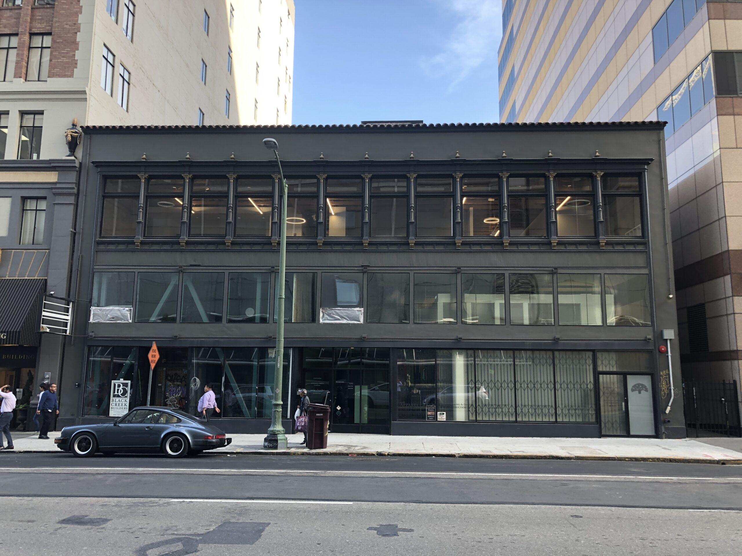 Franklin Street – Oakland